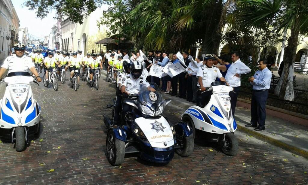 Conserva Mérida percepción de seguridad