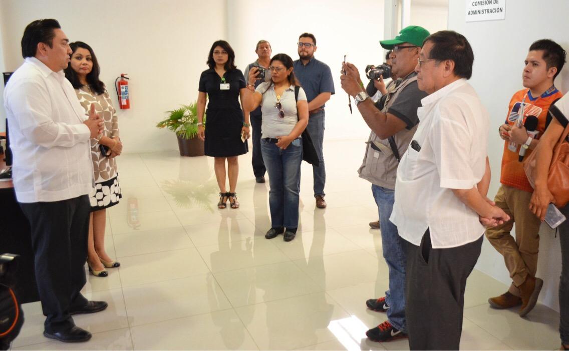 Traslada sede Consejo de Judicatura del Poder Judicial Yucatán