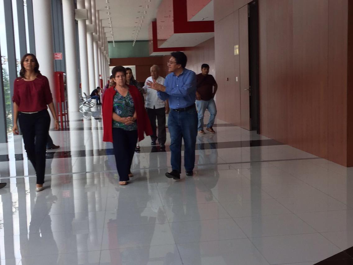 Exige madre alto a corrupción en Fiscalía de Yucatán