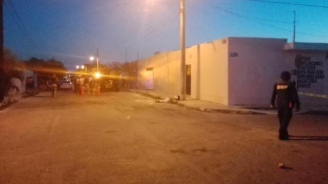 Un muerto por pleito de pandillas en sur de Mérida