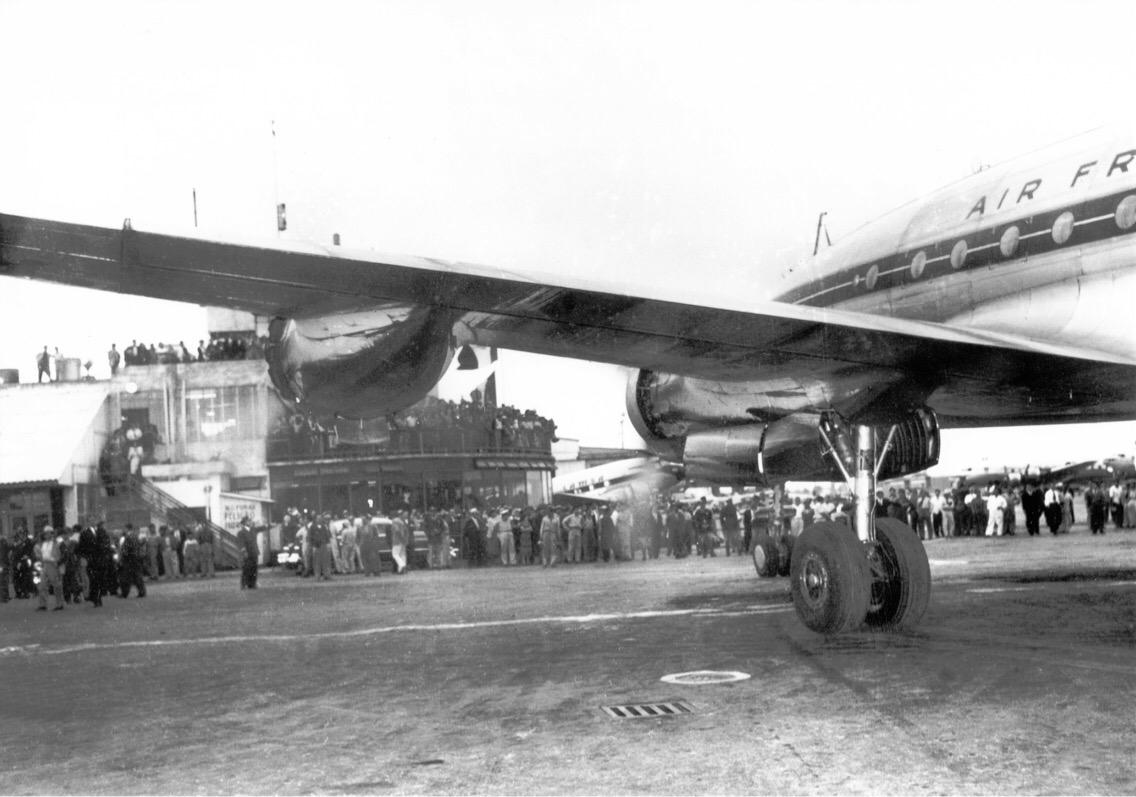Cumple 65 años Air France en México