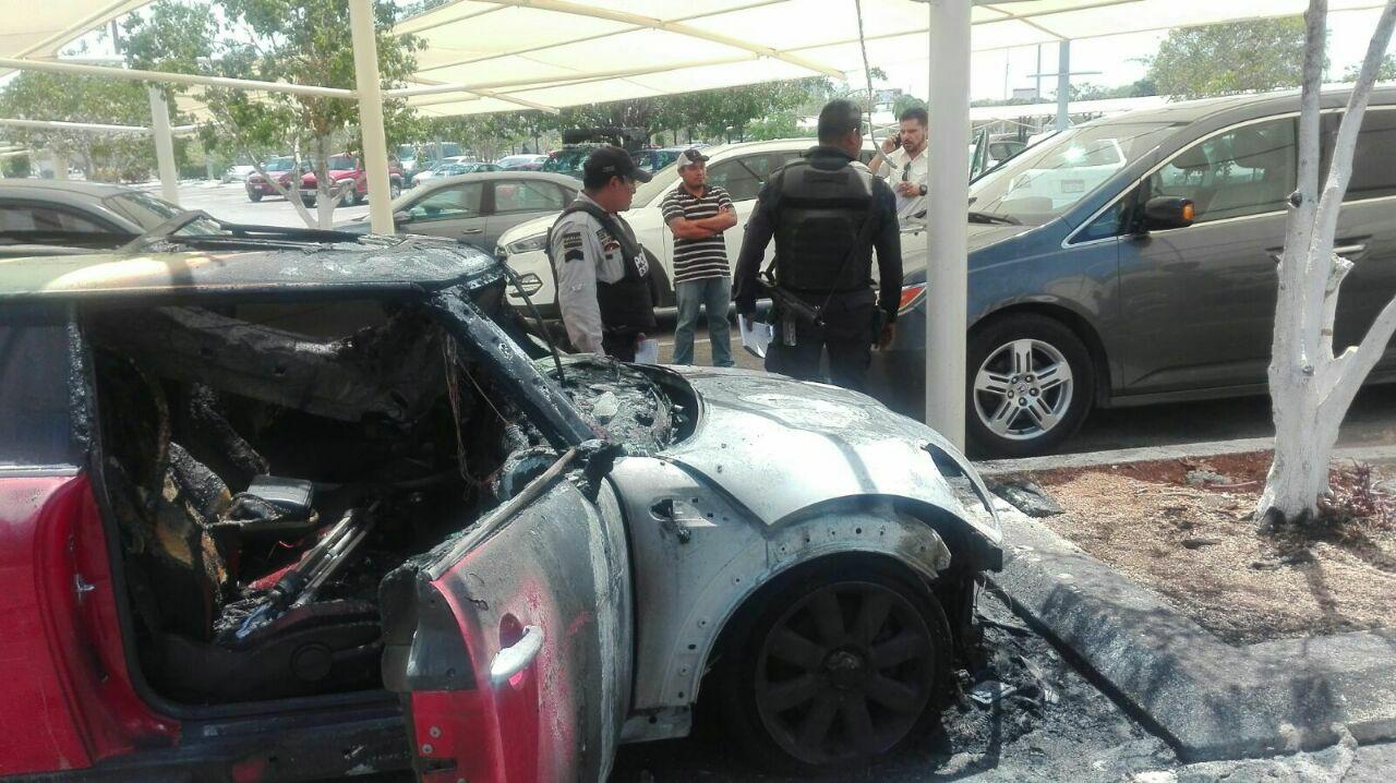 Regresan altas temperaturas y los incendios en Mérida