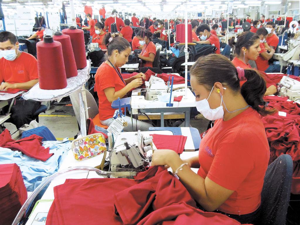 Informal el 60 por ciento de empleo en sector textil