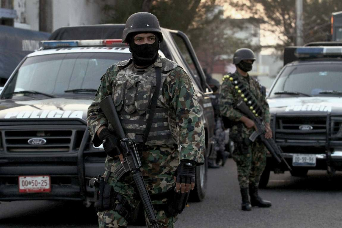 Violencia en México costó 3.07 bdp durante 2016
