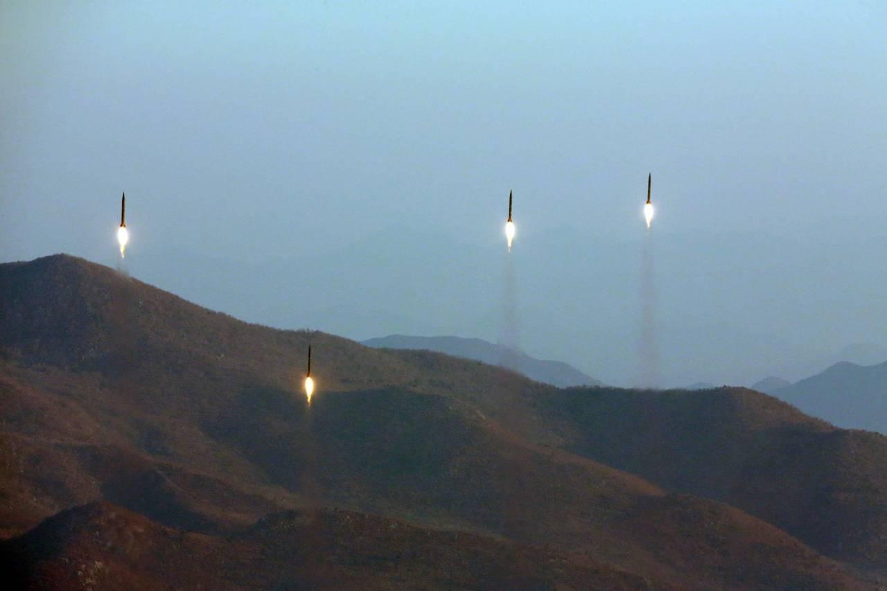 Preparan festejos con misiles militares