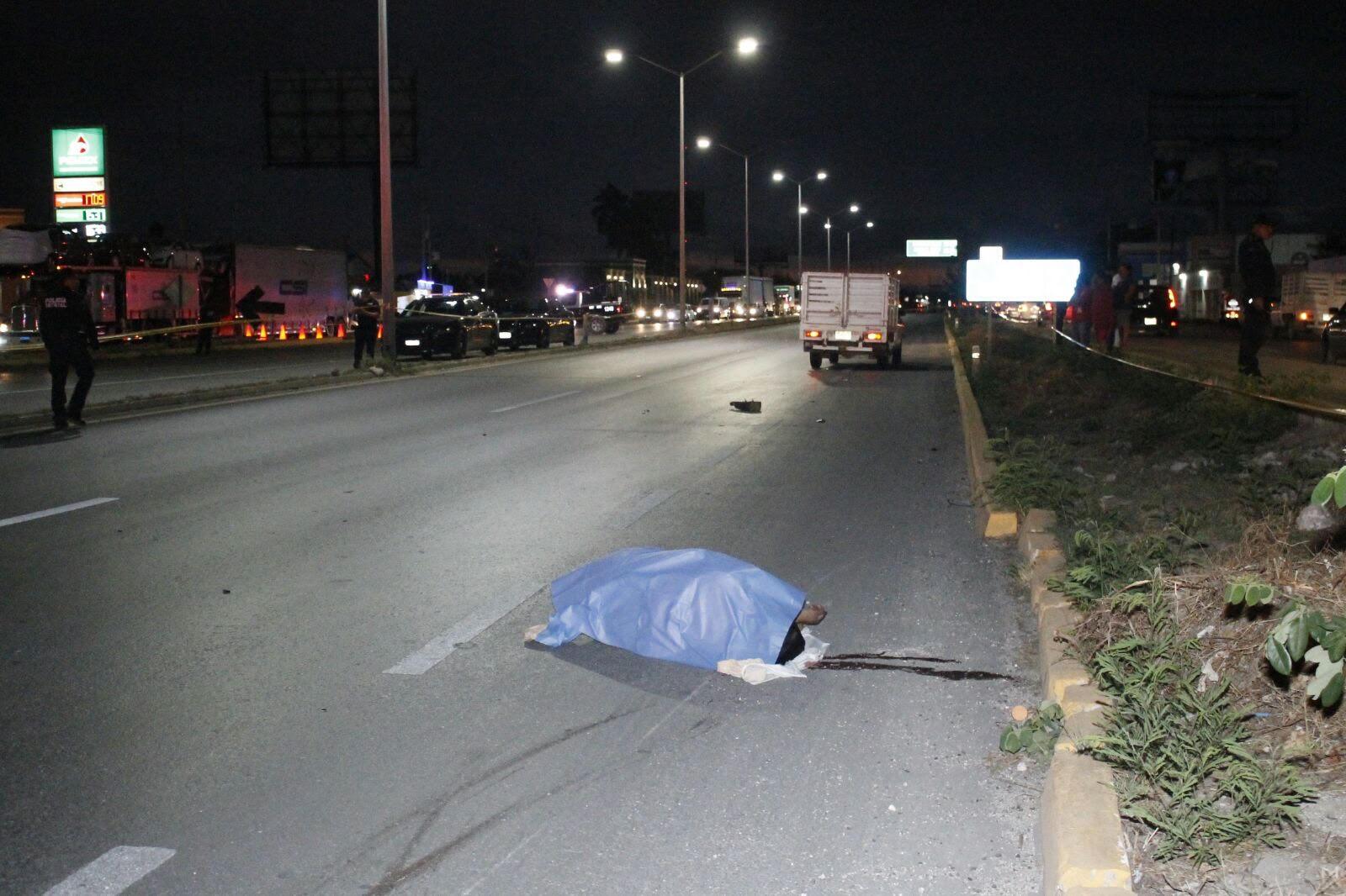 Joven motociclista fallece en la Cancún-Mérida
