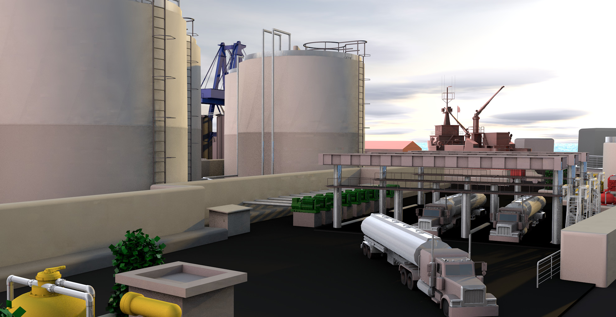 Sin solución deficiente abasto de gas natural en Yucatán