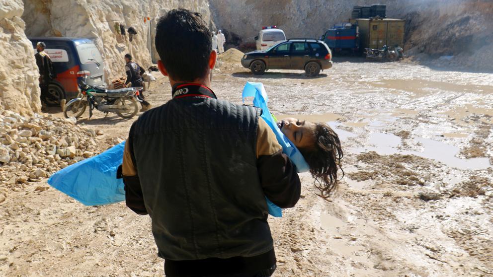 ¿Cuál es y cómo actúa el arma química usada en Siria?