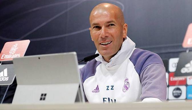 Real Madrid no es favorito ante Barcelona.- Zidane