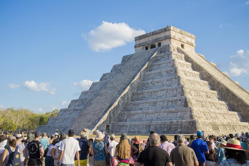 Chichén Itzá, la más visitada del sureste: INAH