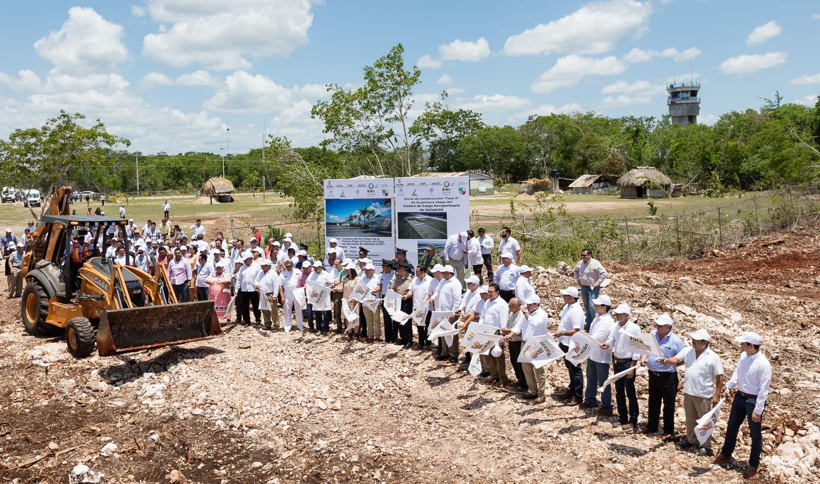 Reactivan vocación logística del Aeropuerto Internacional de Chichén Itzá