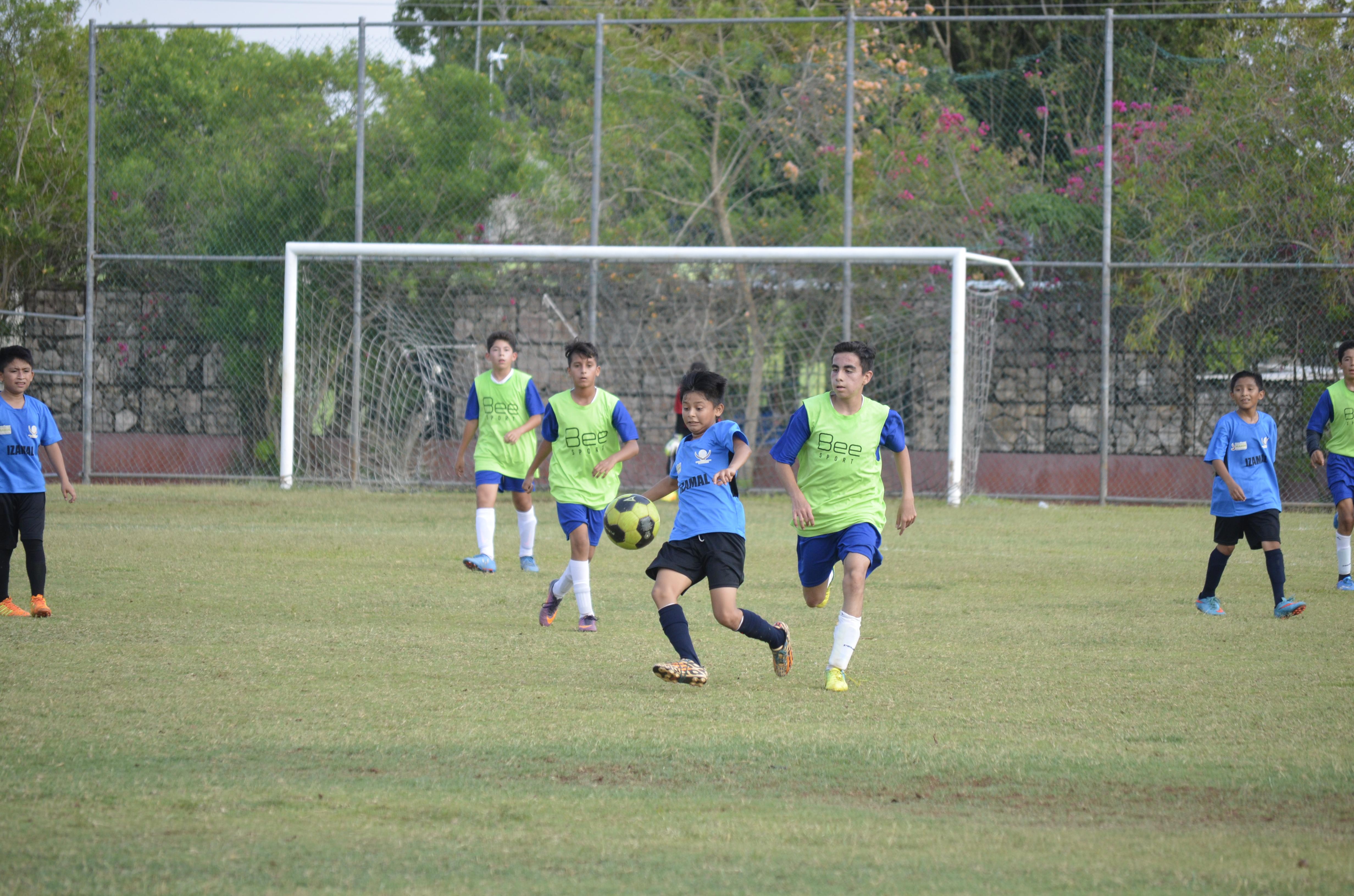 Ramírez Marín impulsa nuevo semillero de futbolistas