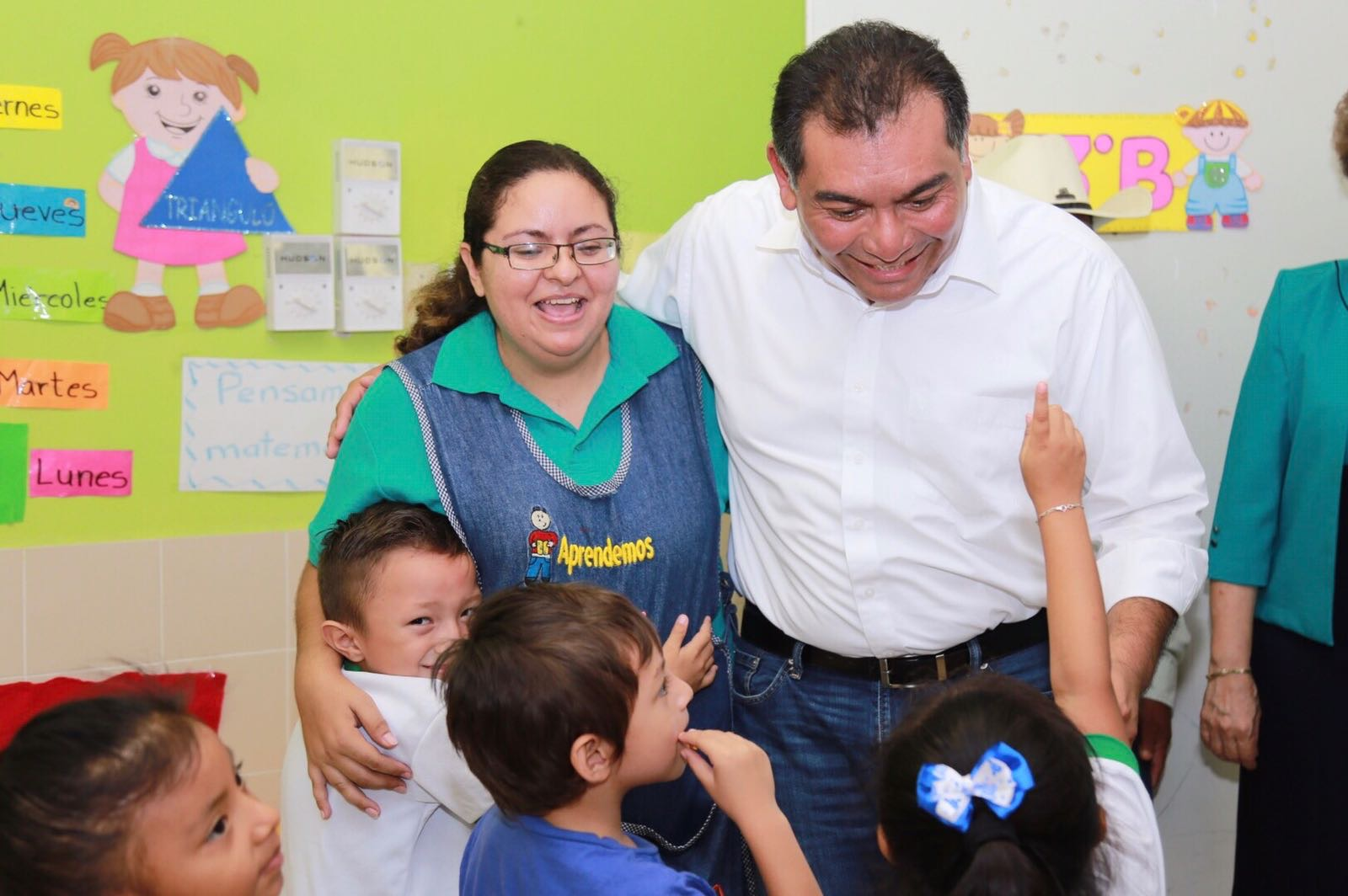 Educación de calidad, de preescolar a bachillerato