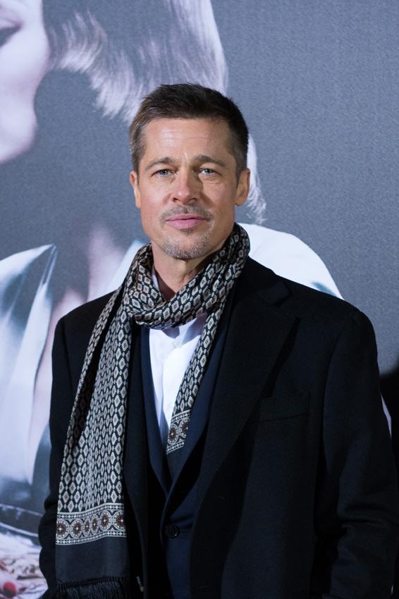 """Tras divorcio, Brad Pitt """"no tiene nada que esconder"""""""