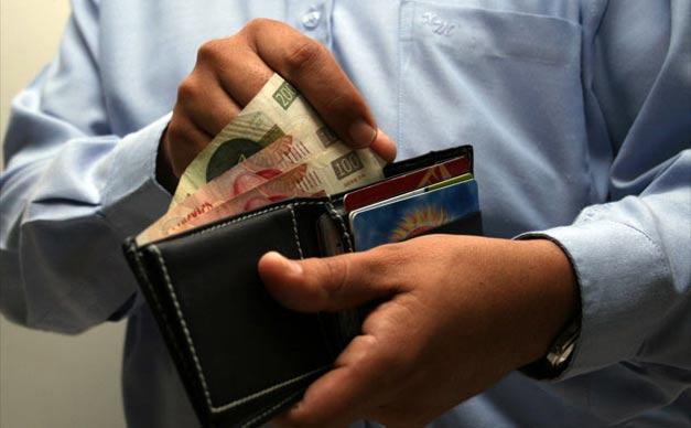 Se diluyen salarios de mexicanos por la inflación