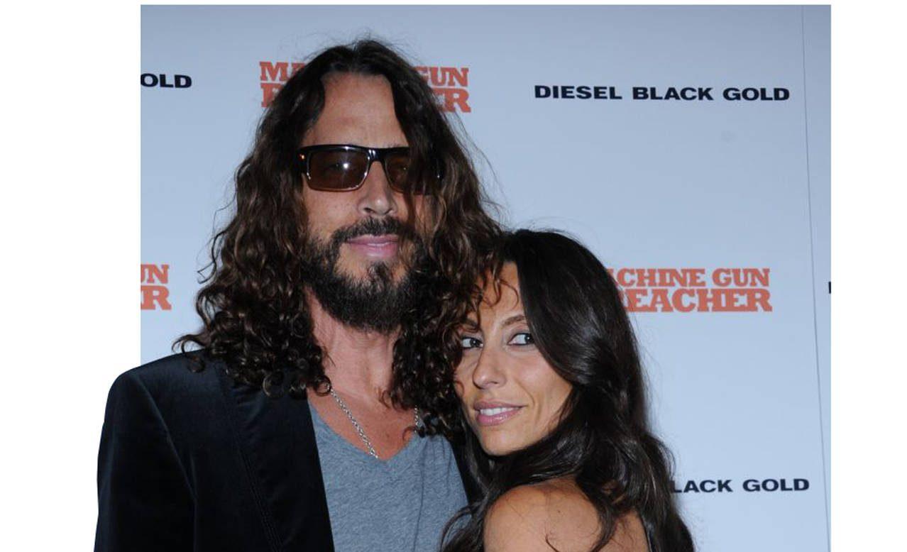 Así se despidió del cantante la viuda de Chris Cornell