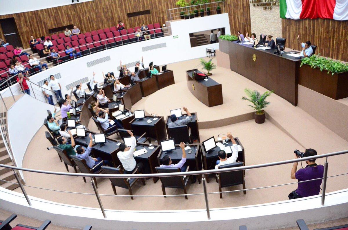 Impone PRI Reforma Electoral para comicios locales de 2018