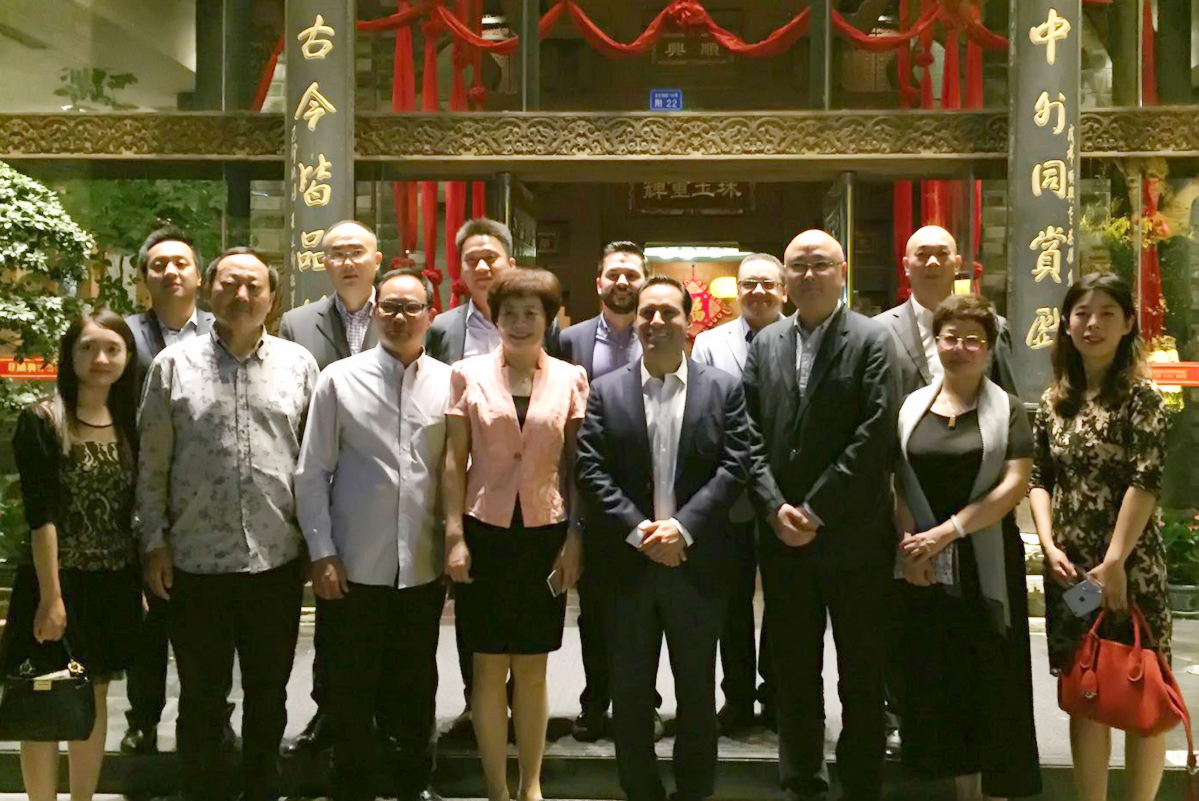 Exponen ventajas de inversión e intercambio turístico entre Mérida y China