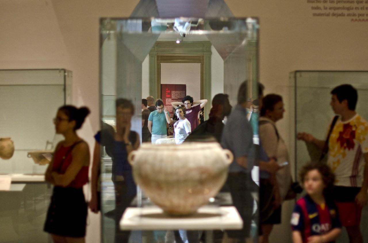 'Poderío de oriente maya', atrae a 70 mil visitantes