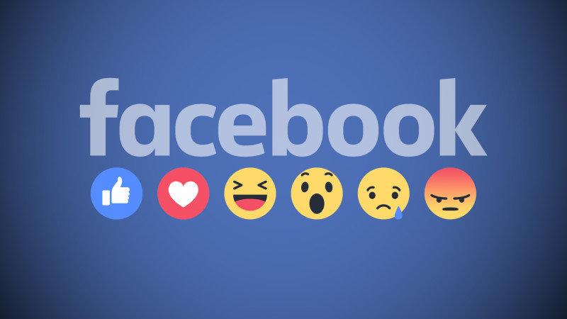 Ya puedes usar 'reacciones' en comentarios de Facebook