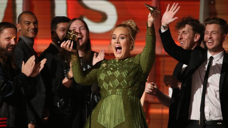 Los Grammy vuelven a N.Y