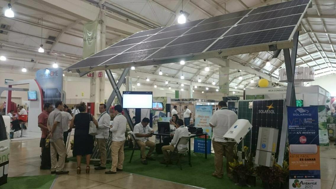 Autosuficiencia eléctrica en Yucatán, en 2019