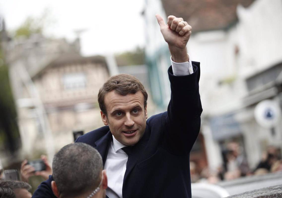 Con Macron, Francia frena a populismo