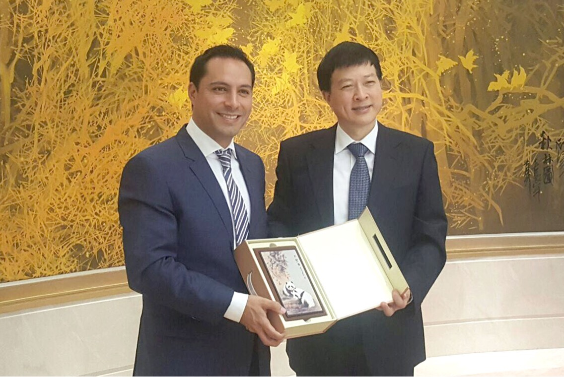 Chengdú fortalecerá lazos culturales con Mérida