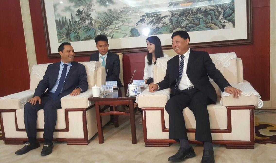 Mérida fortalece lazos de intercambio cultural y turístico con  provincia de Jiangxi