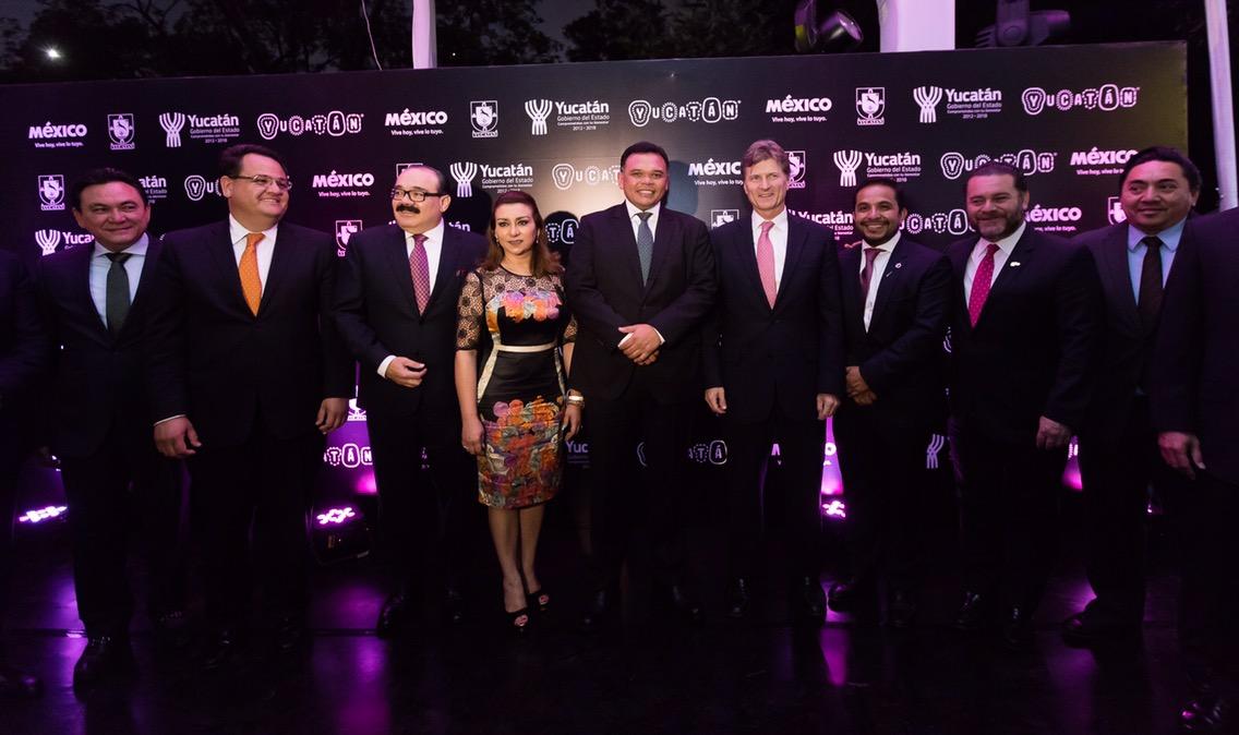 Alianza de Samsung con Centro de Convenciones Yucatán
