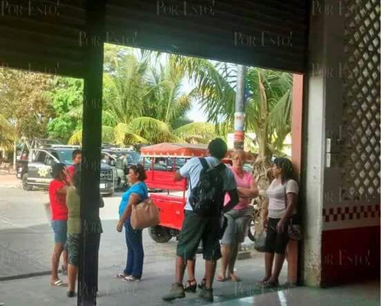 Suman 15 detenidos por violencia en Celestún