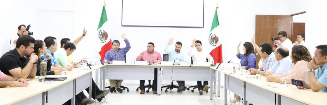 Difunden lista de aspirantes a Auditor Superior de Yucatán