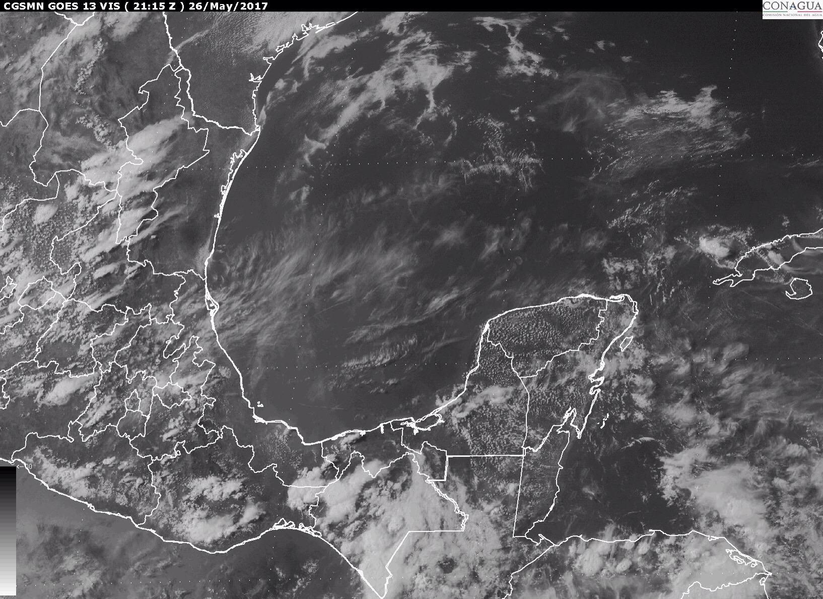 Lloviznas y chubascos este sábado por Onda Tropical