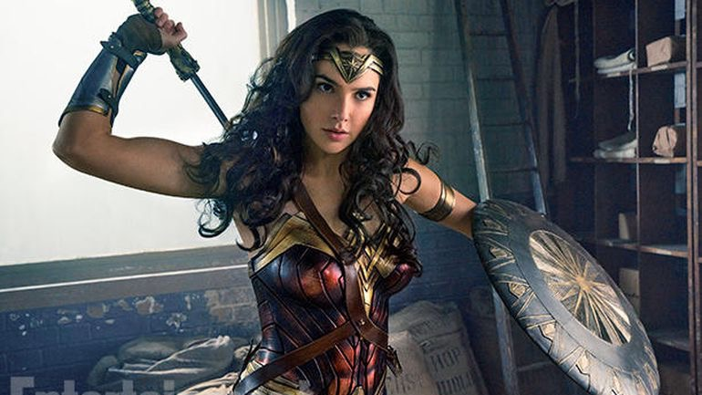 Piden censurar Wonder Woman