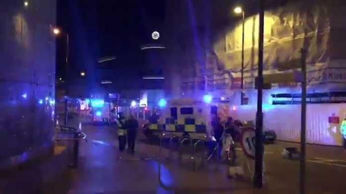 Explosiones en concierto de Ariana Grande en Inglaterra