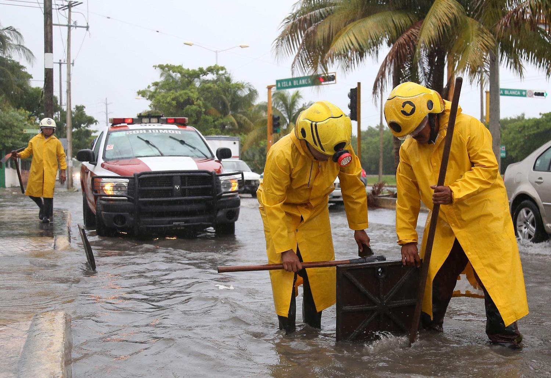 Activan comités por temporada de ciclones tropicales