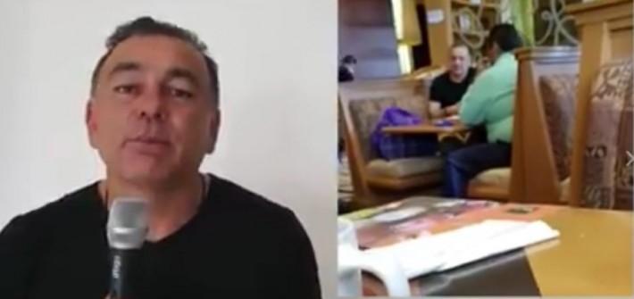 Mimenza y su negocio inmobiliario con Carlos Joaquín