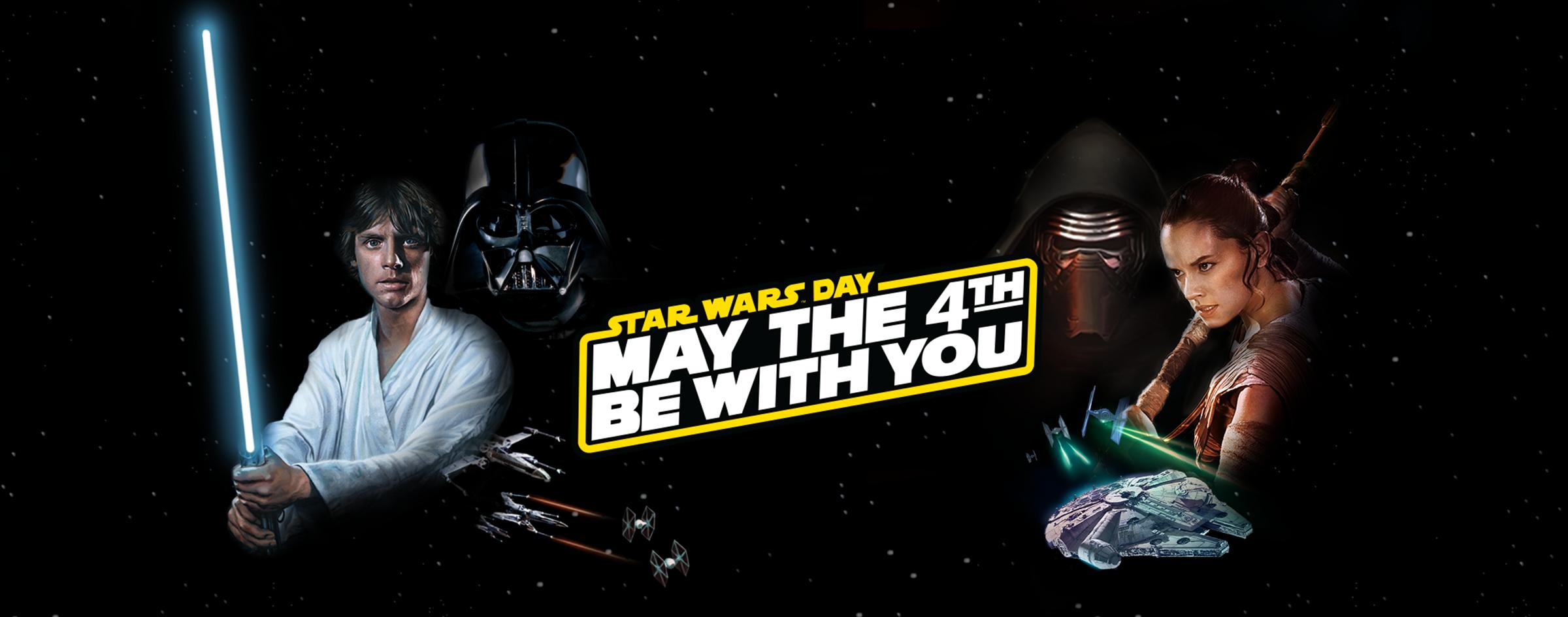 """En el """"Día de Star Wars"""", fans celebran 40° aniversario de la saga"""