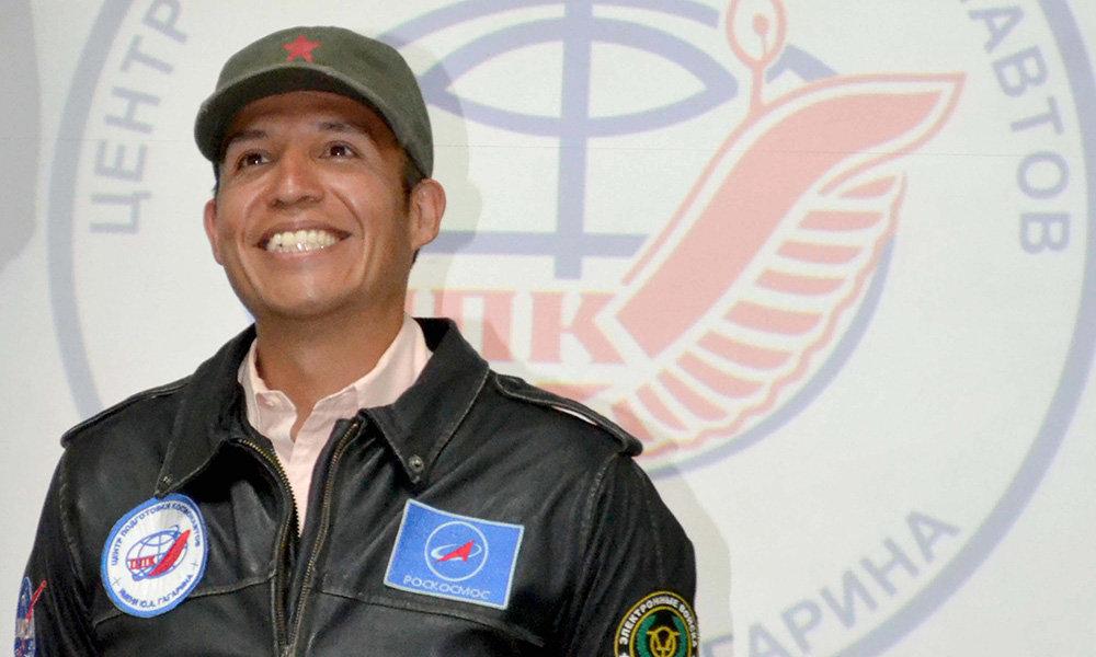 Ingeniero mexicano podría ser un cosmonauta en Rusia