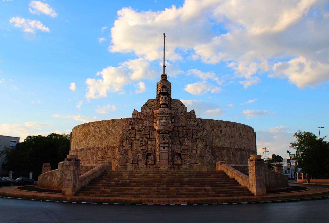 Nueva imagen del Monumento a la Patria; trabajos por concluir