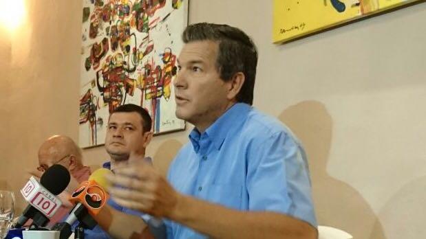Medida populista quitar pensiones.- Patrón Laviada