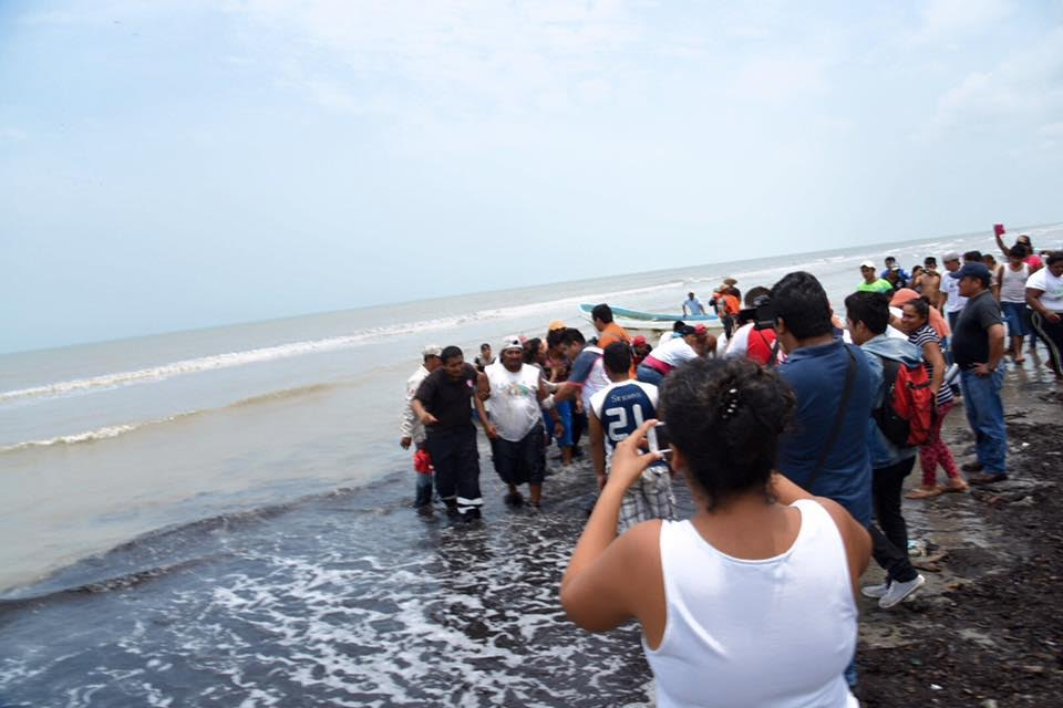 Sube número de pescadores extraviados por turbonada