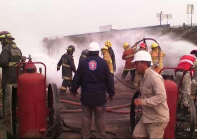 Suman 14 muertos tras explosión de pirotecnia en Puebla