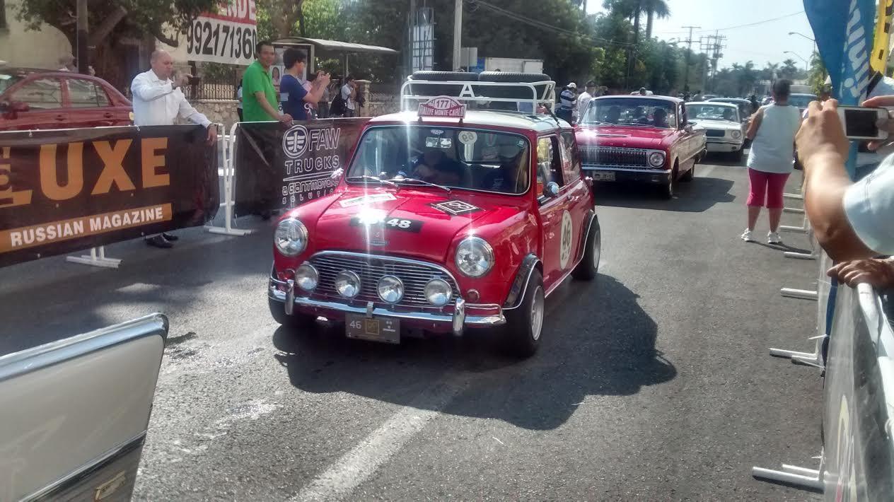 Rally Maya, automovilismo y turismo carretero