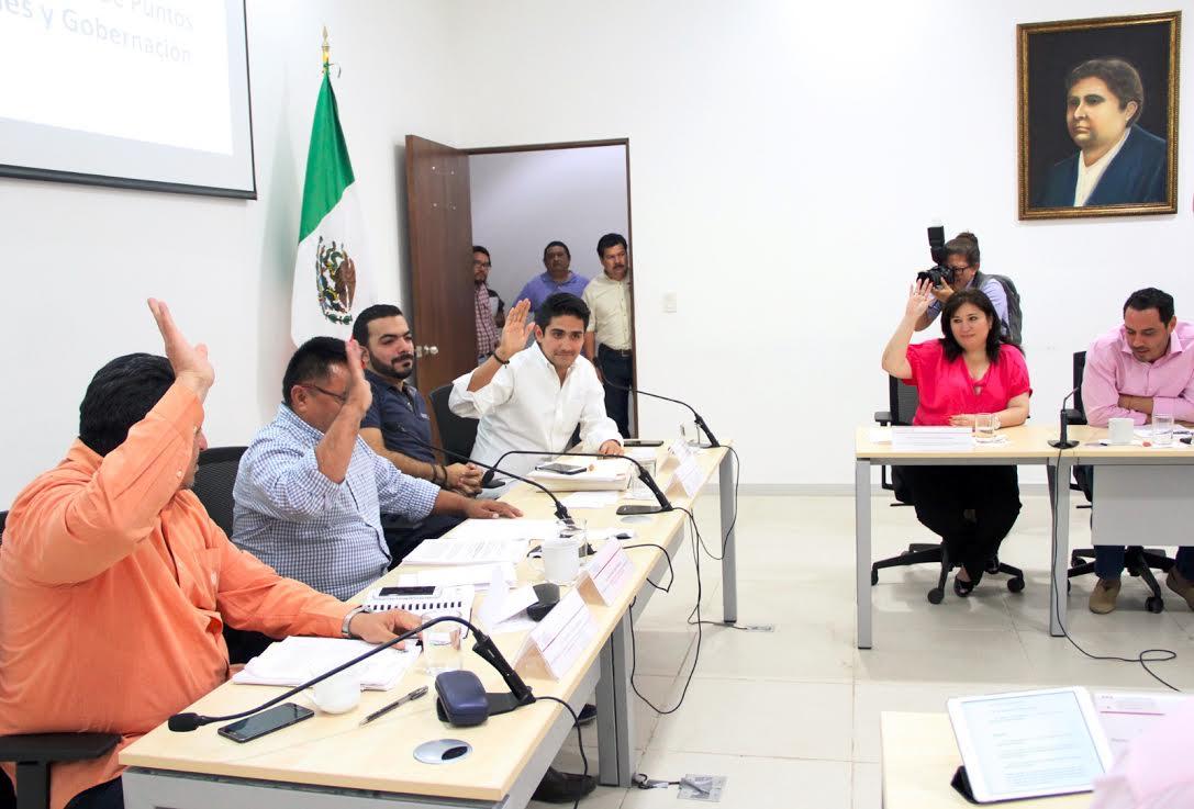 Aprueban dictamen para la Reforma Electoral en Yucatán