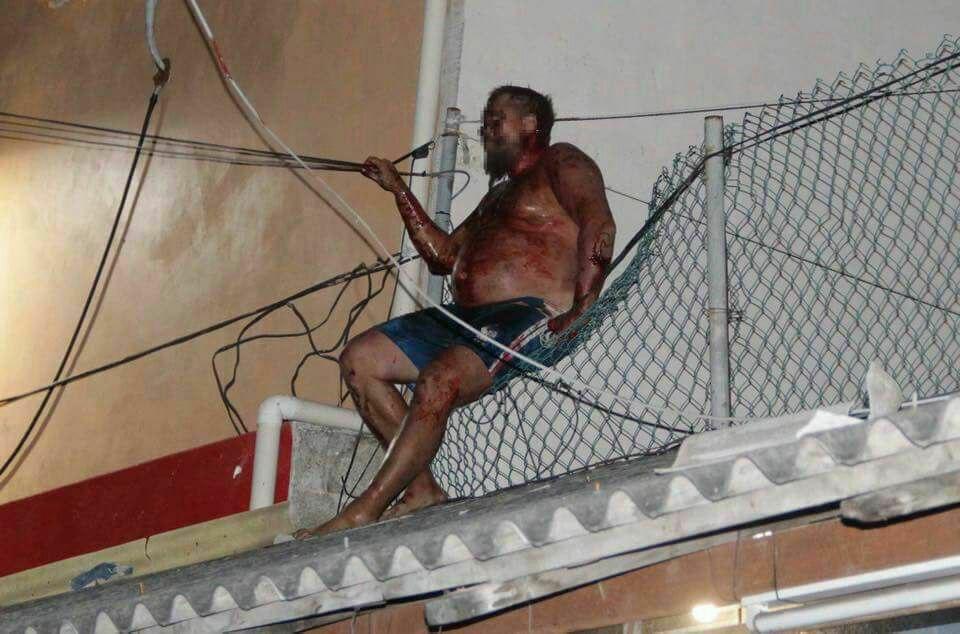 Llevan a ruso a prisión de Cancún por homicidio