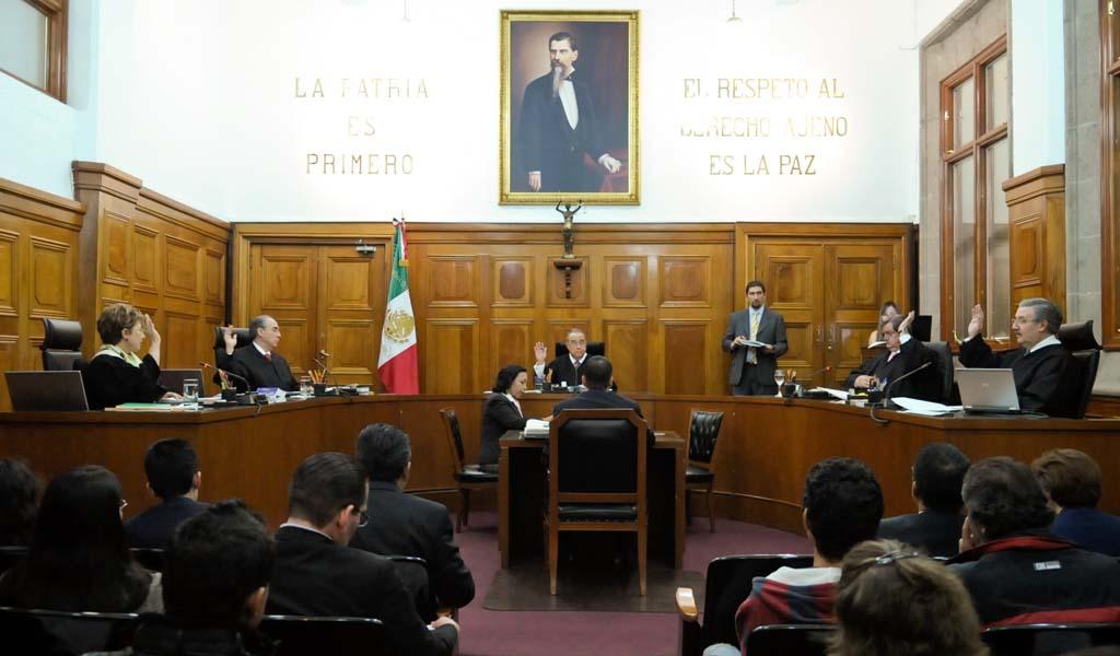 Resolución de SCJN a favor de Méridasienta precedente jurídiconacional