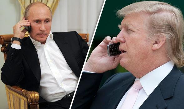 Con llamada, Trump y Putin liman asperezas