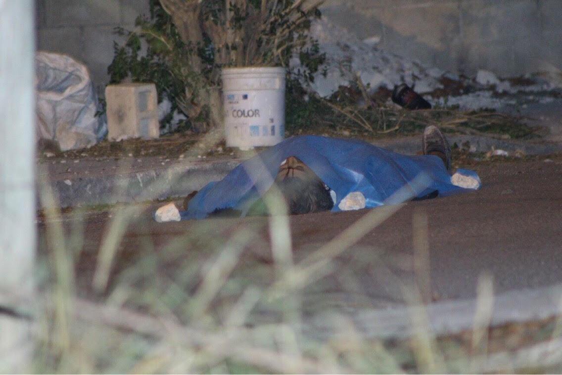 A 'tubazos' muere en la Emiliano Zapata Oriente
