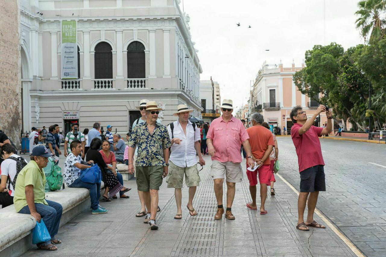 'Enfocan' más turismo de negocios en Mérida